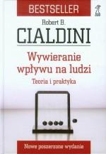 psychologiczna książka Roberta Cialdiniego - okładka